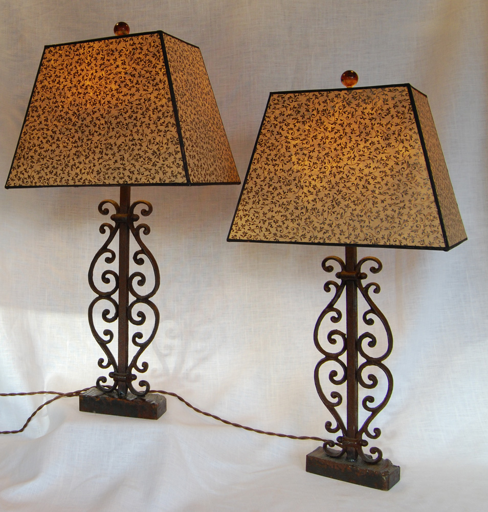 Decorative Lamp Shades : Decorative lamp shades shandells part