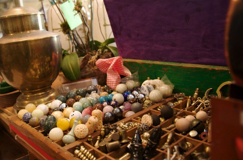 Baubles, Finials and More