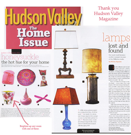 Hudson Valley, The Home Issue